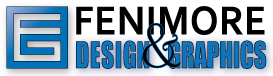 Fenimore Design and Graphics Logo